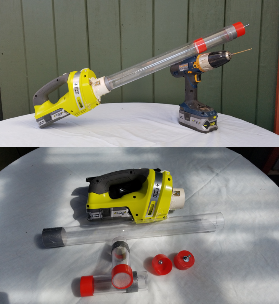Pollinator Vac & Pitfall Tube Designs – SCAN Projects